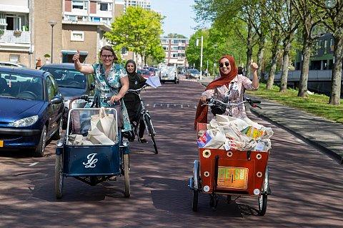 Foto's Melle van der Wildt, Jolanda Borst en Freek Kuiperi
